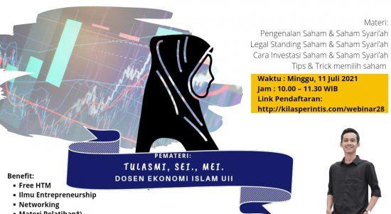 saham dan saham syariah