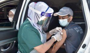 2,7 juta warga dki jakarta belum mendapatkan vaksin covid-19