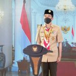 presiden jokowi pada hari pramuka