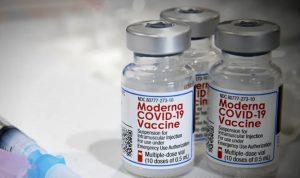 vaksin moderna efektif setelah enam bulan vaksinasi
