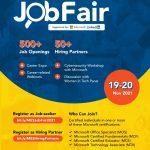virtual job fair 2021